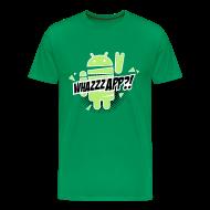 T-Shirts ~ Men's Premium T-Shirt ~ Paranoid Android rocks T-shirts