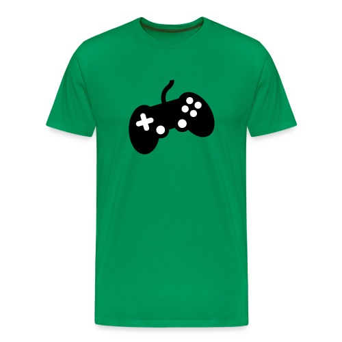Watch out! We got a gamer over here! - Men's Premium T-Shirt