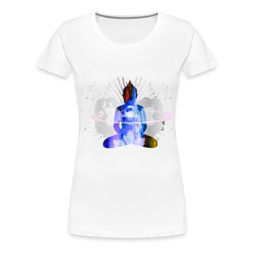 Buddha Shop - Frauen Premium T-Shirt