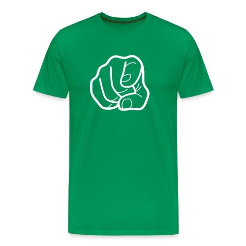 Drink T-shirt - Herre premium T-shirt