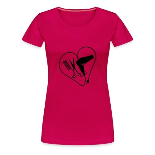 Tshirt Liane - Frauen Premium T-Shirt