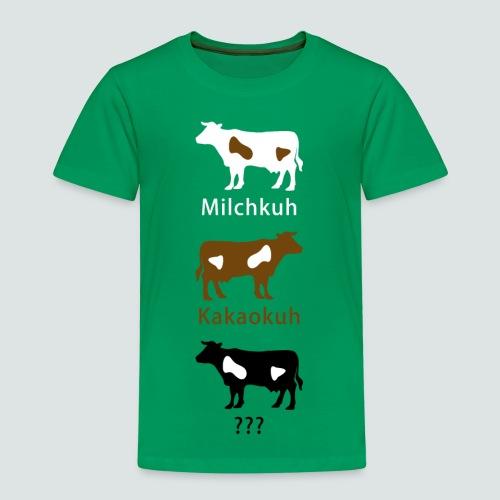 Blöde Kuh? T-Shirt Kinder - Kinder Premium T-Shirt