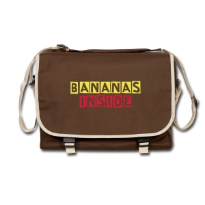 Bananas Inside Bag - Shoulder Bag