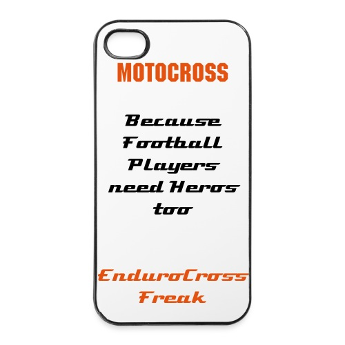 iPhone 4/4s Hard Case Motocross - iPhone 4/4s Hard Case