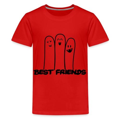 maglietta uomo best friend - Maglietta Premium per ragazzi