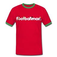 T-Shirts ~ Men's Ringer Shirt ~ Footballmax O'Porto