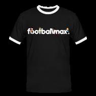 T-Shirts ~ Men's Ringer Shirt ~ Footballmax Berlin
