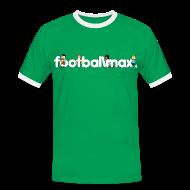 T-Shirts ~ Men's Ringer Shirt ~ Footballmax Aberdeen