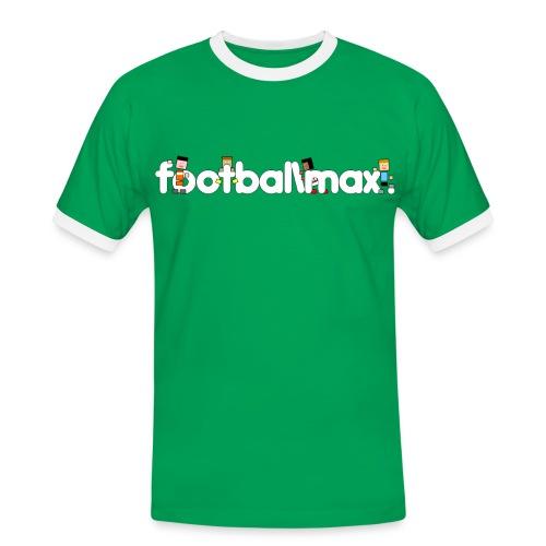 Footballmax Aberdeen - Men's Ringer Shirt