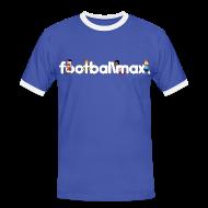 T-Shirts ~ Men's Ringer Shirt ~ Footballmax Stockholm