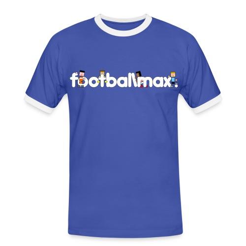Footballmax Stockholm - Men's Ringer Shirt