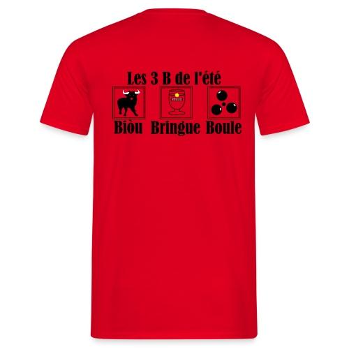 festaïre - T-shirt Homme