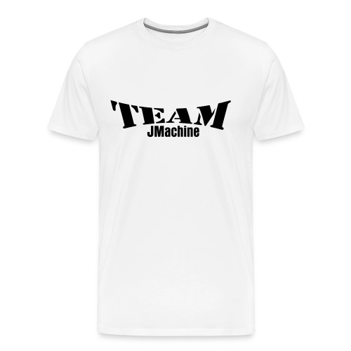 Team JMachine - Men's Premium T-Shirt