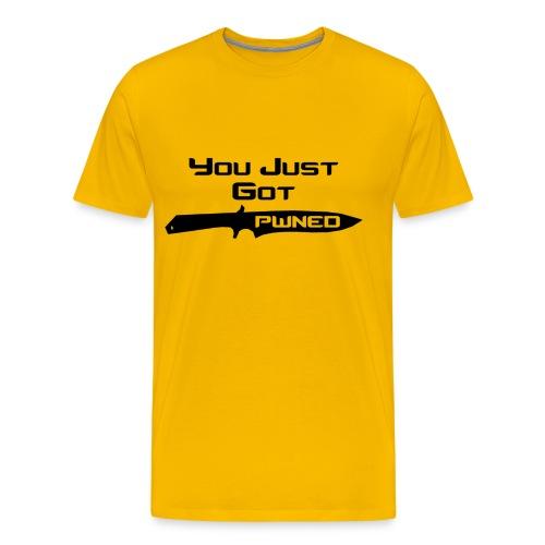 Pwned T-Shirt - Men's Premium T-Shirt
