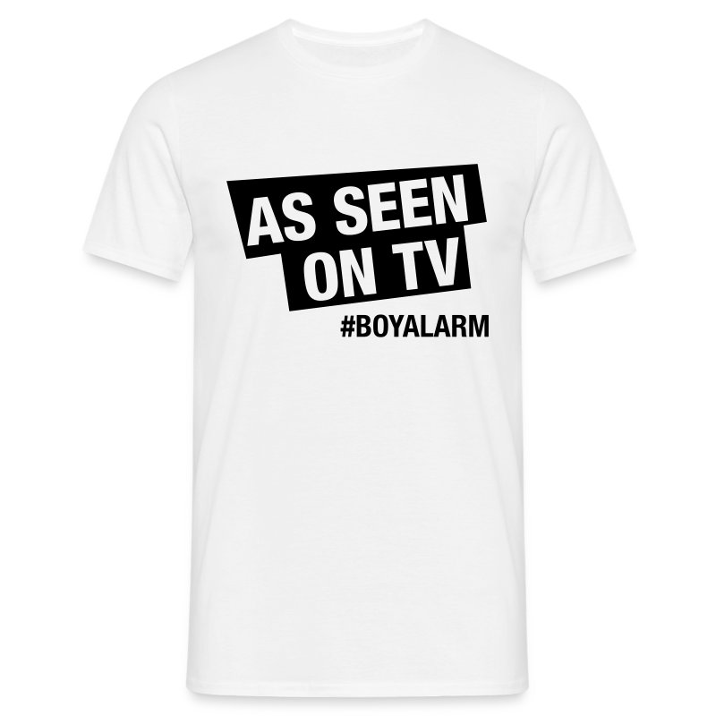 AS SEEN ON TV - T-Shirt (m) - Männer T-Shirt