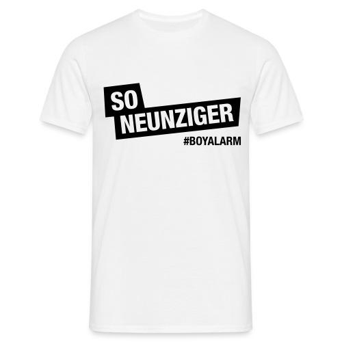 SO NEUNZIGER - T-Shirt (m) - Männer T-Shirt
