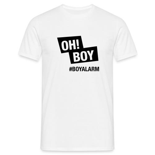 OH BOY - T-Shirt (m) - Männer T-Shirt
