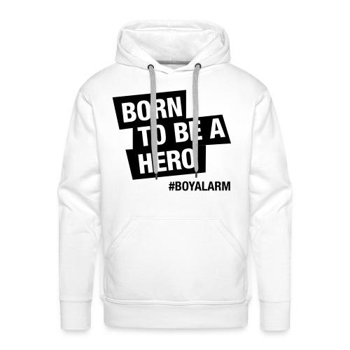 HERO - Hoodie (m) - Männer Premium Hoodie