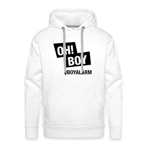 OH BOY - Hoodie (m) - Männer Premium Hoodie