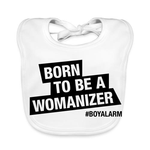WOMANIZER - Babylätzchen - Baby Bio-Lätzchen