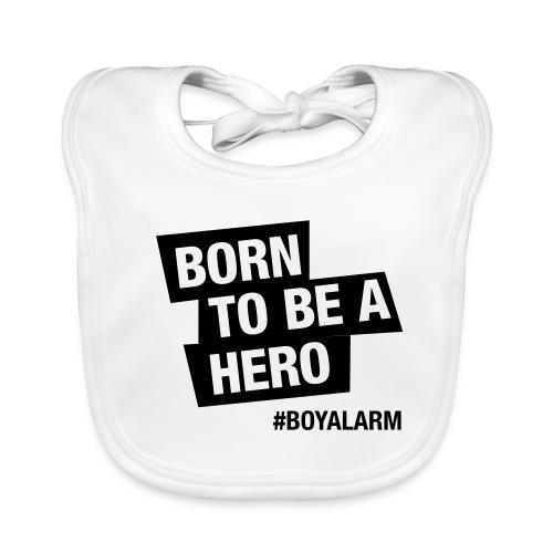 HERO - Babylätzchen - Baby Bio-Lätzchen