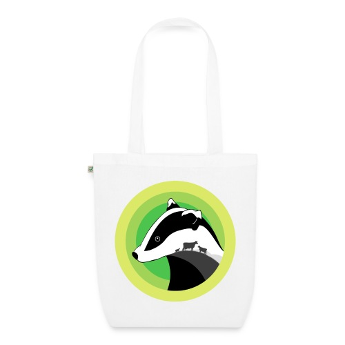 Dorset for Bagder and Bovine Welfare - EarthPositive Tote Bag