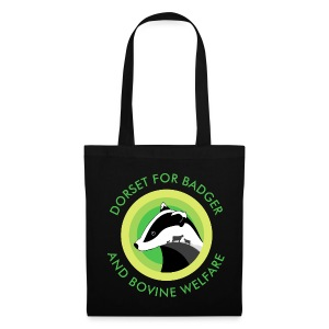 Dorset for Bagder and Bovine Welfare (Logo) - Tote Bag