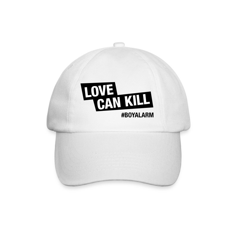 LOVE CAN KILL - Baseball Cap - Baseballkappe