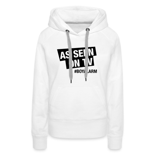 AS SEEN ON TV - Hoodie (w) - Frauen Premium Hoodie