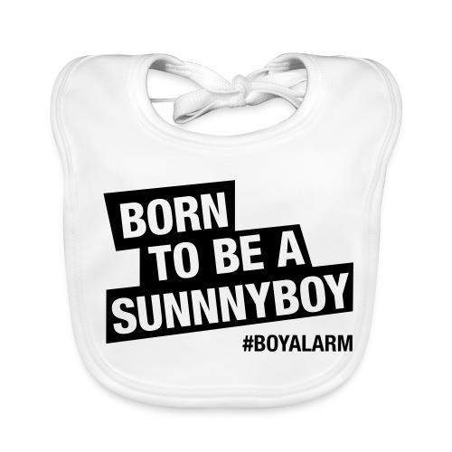 SUNNYBOY - Babylätzchen - Baby Bio-Lätzchen