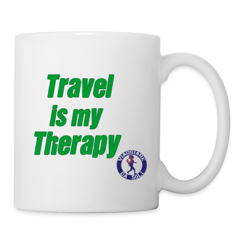 Tazza Travel is My Therapy - Tazza