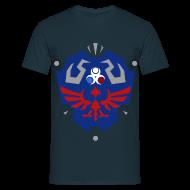 Tee shirts ~ Tee shirt Homme ~ Hylian Shield - H