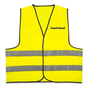 Your Name!! - Reflective Vest