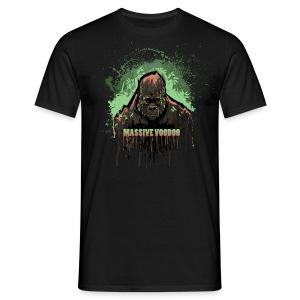 Green Mean Gorilla - Color Choice - Men's T-Shirt