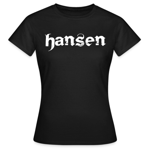Damen Logoshirt Digitaldirektdruck - Frauen T-Shirt