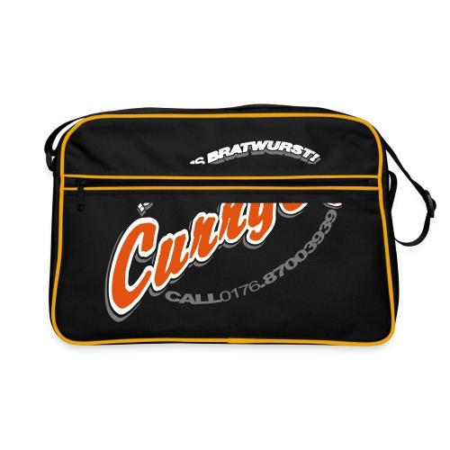 Curry54 Frauenbeschützer - Retro Tasche