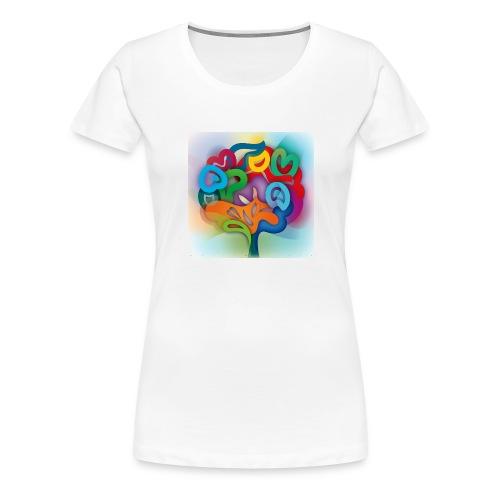 Brain-Tree-Frauen-Shirt - Frauen Premium T-Shirt