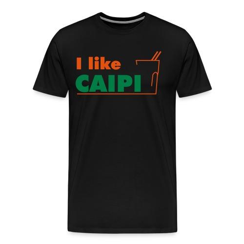 I like CAIPI - Männer Premium T-Shirt