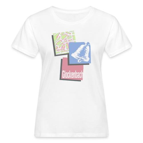 Damen-T-Shirt Glockenbach - Frauen Bio-T-Shirt