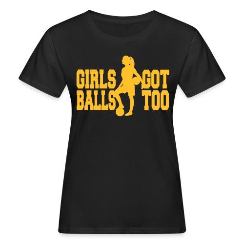 YB Frauen - Frauen Bio-T-Shirt