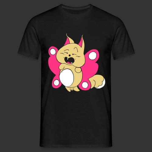 T-shirt Homme - Superbe papicureuil de Mme PodcastFrance