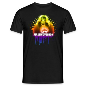 Massive Voodoo - Color Choice - Men's T-Shirt