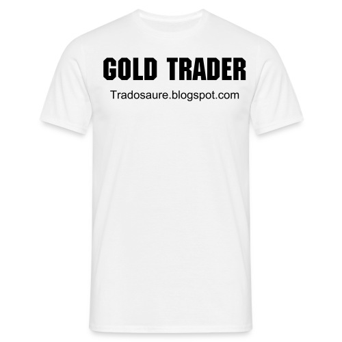 Gold Trader - Men's T-Shirt