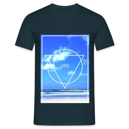 ▼beach▼ - Männer T-Shirt