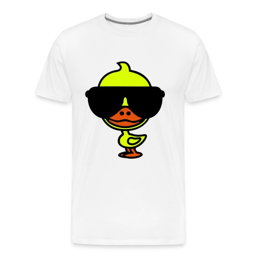 Duck! - Men's Premium T-Shirt