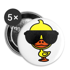 Buttons With A Bit Of Duck! - Buttons small 25 mm