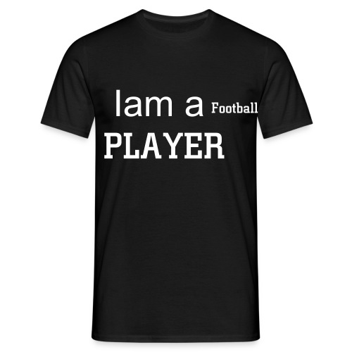 Player Standard - Mannen T-shirt