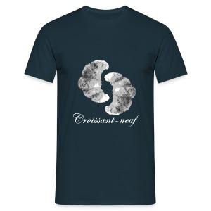 Croissant Neuf 2 - Men's T-Shirt