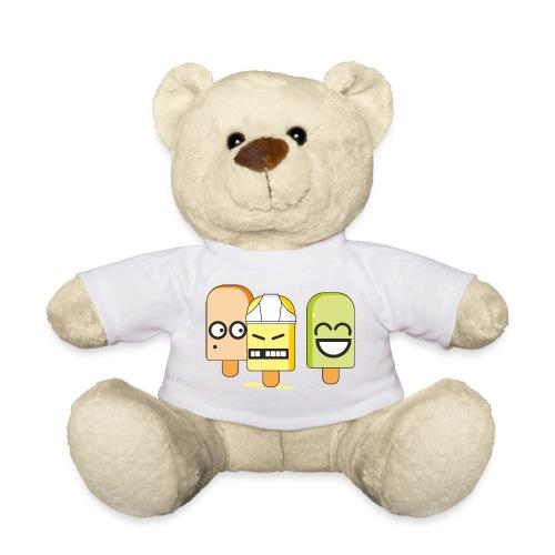 Iced Teddy - Teddy Bear