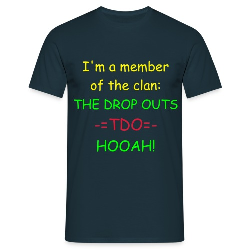 TDO Member T-Shirt (Base T-shirt) - Men's T-Shirt